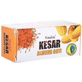 Kesar almond goti fairness facial (pack of 12 pcs.)