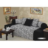 Elements Bold Tiger Print Diwan Set
