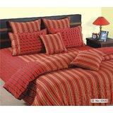 Elements Linea Superb Comforter N Bed Sheet Set