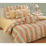 Elements Spring Summer Linea Comforter N Bed Sheet Set