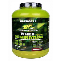 Domin8R Nutrition Whey Domination - 1.8 Kgs (4 Lbs )-Chocolate
