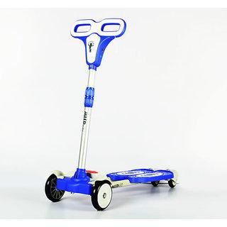 Modern Self Propelled 4 Wheel Zippy Scooter For Kids
