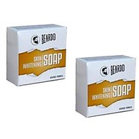 Pack of Two BEARDO Soap (100gm)