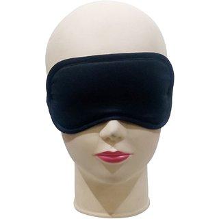 Cotton black Eyemask