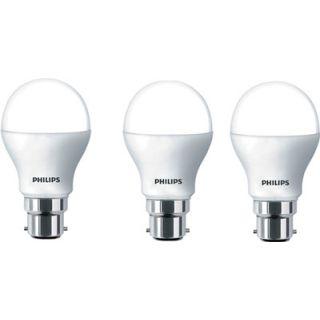 Philips 4 W Led Bulb (Pack Of 3)