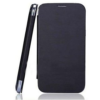 Micromax Bolt A67 A 67 A 67 Flip Cover Black available at ShopClues for Rs.179
