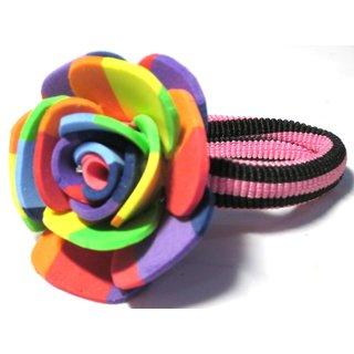 Stylish Designer Rubber Bands - Design 1