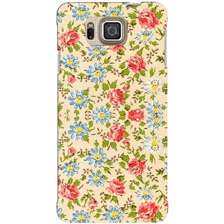 G.store Hard Back Case Cover For Samsung Galaxy Alpha