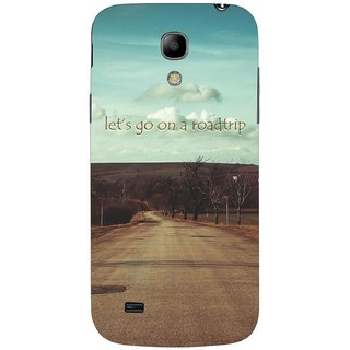 G.store Hard Back Case Cover For Samsung Galaxy S4 Mini