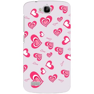 G.store Hard Back Case Cover For Huawei Honor Holly