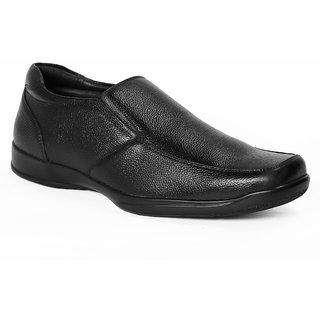 Redchief Men's Black Formal Shoes