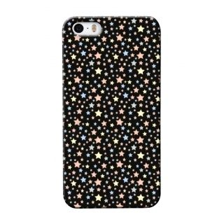 G.store Printed Back Covers for Apple iPhone 4 Black