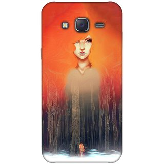 G.store Printed Back Covers for Samsung Galaxy J5 Multi