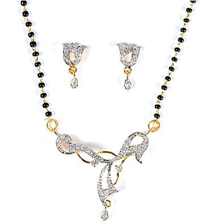 Ravishing Mangalsutra Set by Luxor available at ShopClues for Rs.137