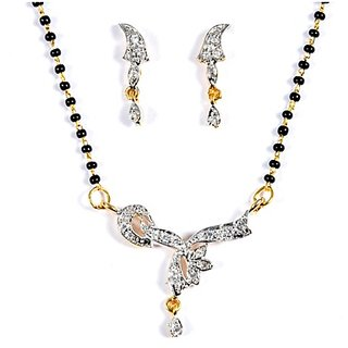 Classy Mangalsutra Set by Luxor available at ShopClues for Rs.137