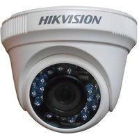 Hikvision TURBO HDTVI 24IR Dome Camera 1Pcs (Only Support In HDTVI Hikvision DVR) 0 Channel Home Security Camera