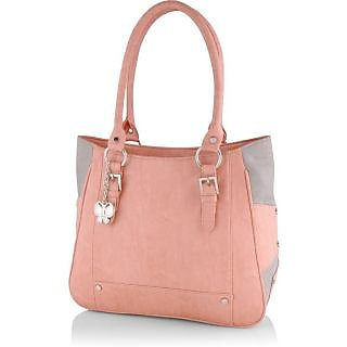 Butterflies Women ( Peach ) Handbag BNS 0546PCH