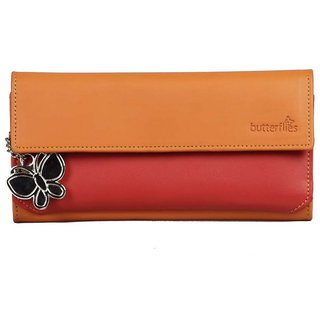 63%off Butterflies Casual Wallet -BNS 2038 BNS 2038 db450375dedc7
