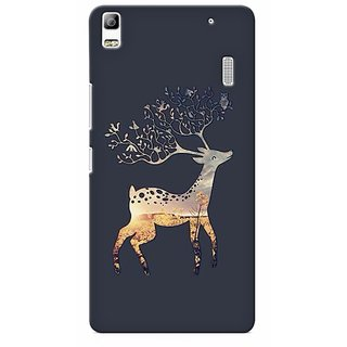 G.store Printed Back Covers for Lenovo A7000 Multi
