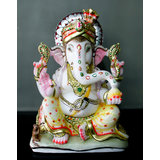Statue Of Lord Ganesha Who Brings Prosperity