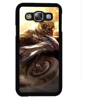 Instyler Digital Printed Back Cover For Samsung Galaxy A7 (2015) A700F SGA7DS-10336