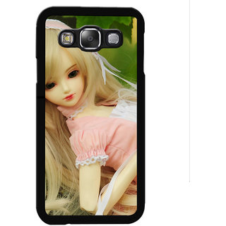 Instyler Digital Printed Back Cover For Samsung Galaxy E5 SGE5DS-10373