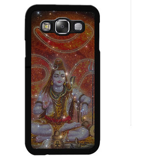 Instyler Digital Printed Back Cover For Samsung Galaxy E7 SGE7DS-10402