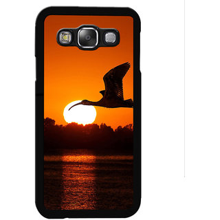 Instyler Digital Printed Back Cover For Samsung Galaxy E5 SGE5DS-10315