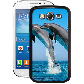 Instyler Digital Printed Back Cover For Samsung Galaxy Grand 2 SGG2DS-10314