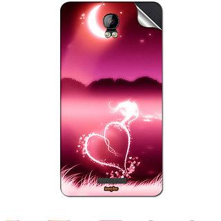 Instyler Mobile Sticker For Intex Aqua Q107 MSINTEXAQUA Q1 DS10107