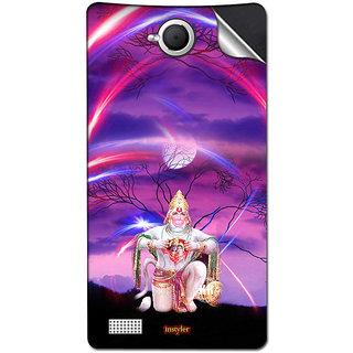 Instyler Mobile Sticker For Intex Aqua N17 MSINTEXAQUA N17 DS10104