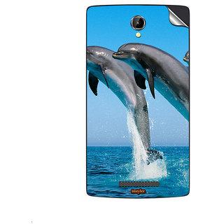 Instyler Mobile Sticker For Intex Aqua N8 MSINTEXAQUA N8 DS10014