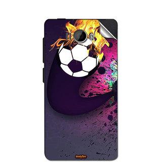 Instyler Mobile Sticker For Intex Aqua N15 MSINTEXAQUA N15 DS10140