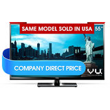 "Vu 55K160 55"" 2D LED  TV"