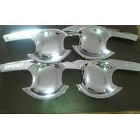 Swift handle bowl cover chrome