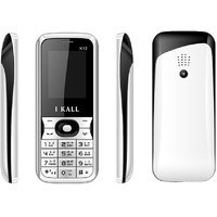 I Kall K12 (1.8 Inch,Dual Sim, BIS Certified, Made In India)