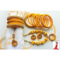 silk thread jewels for kids