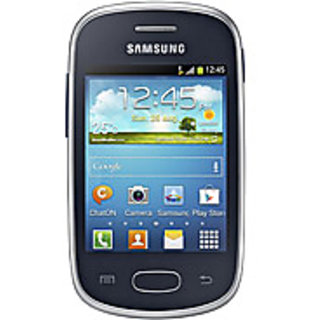 Certified Pre Owned Samsung Galaxy Star s5282 DS  6 Months Gadgetwood Warranty available at ShopClues for Rs.2790