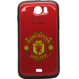 Snooky Red Soft Back Cover For Micromax Canvas2 A110 Td9203