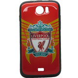 Snooky Red Soft Back Cover For Micromax Canvas2 A110 Td9204