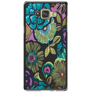 FRENEMY Back Cover for Samsung Galaxy A7 2016