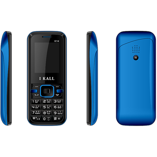 I Kall K14 1.8 Inch Dual Sim ( Blue )