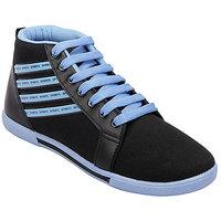 Yepme Blue Canvas Shoes
