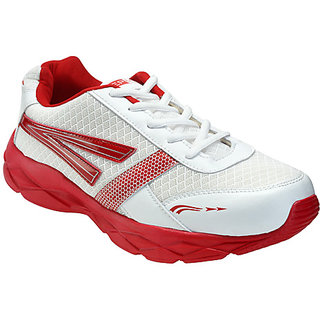 Yepme Kronos Sports Shoes- Red & White