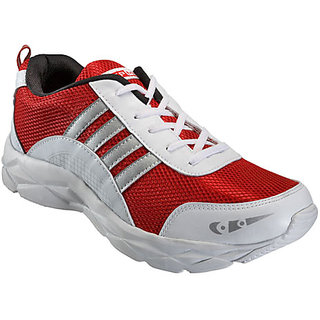 Yepme Protract Sports Shoes - Red & White