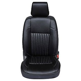 Hyundai Grand I10 Black Leatherite Car Seat Cover