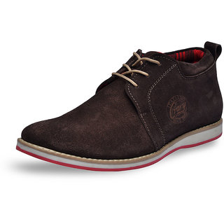 Italiano Men 17002 Dk. Brown Shoes