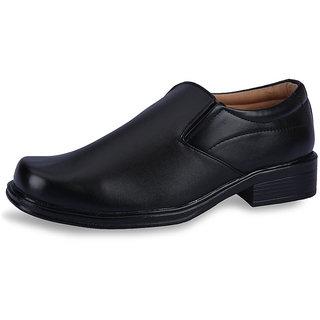 Force Hill Men 10000 Black Shoes