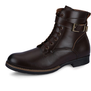 Forest Men 53005 Dk. Brown Boots
