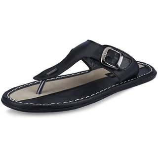 Lee Comfort Men 5040 Black Sandals